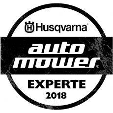 Husqvarna Automower Experte und Honda Miimo Profi